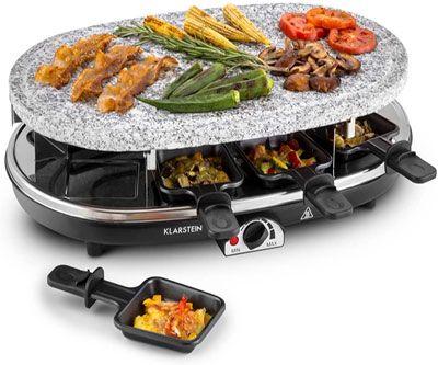parrilla electrica raclette
